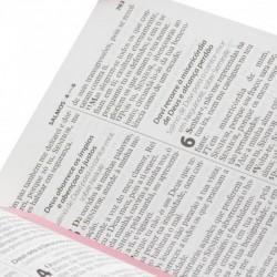 Bíblia Sagrada - Letra Grande Castanho