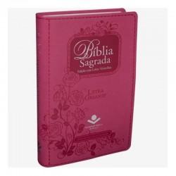 Bíblia Sagrada com Letra...