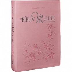 Bíblia da Mulher - leitura,...