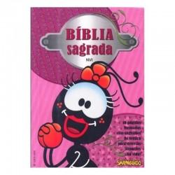 Bíblia Smilingüido NVI - Rosa
