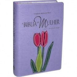 Bíblia da Mulher - Novo...