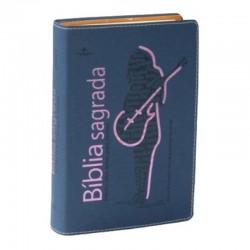 Bíblia Sagrada Edição com...